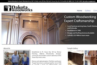 Dakota Woodworks